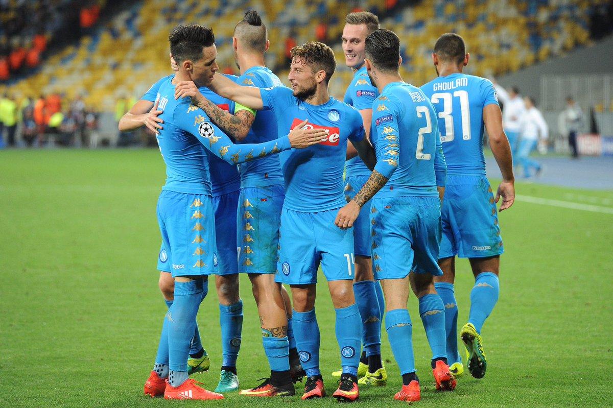 Dinamo Napoli gruppo