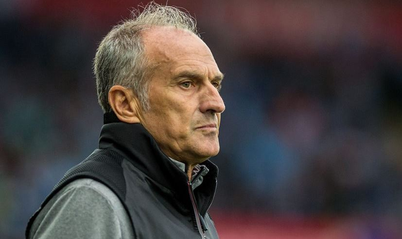 'Bye bye Francesco', lo Swansea esonera Guidolin