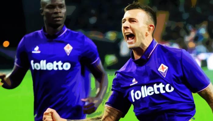 Federico Bernardeschi e Khouma Babacar, Fiorentina - Serie A