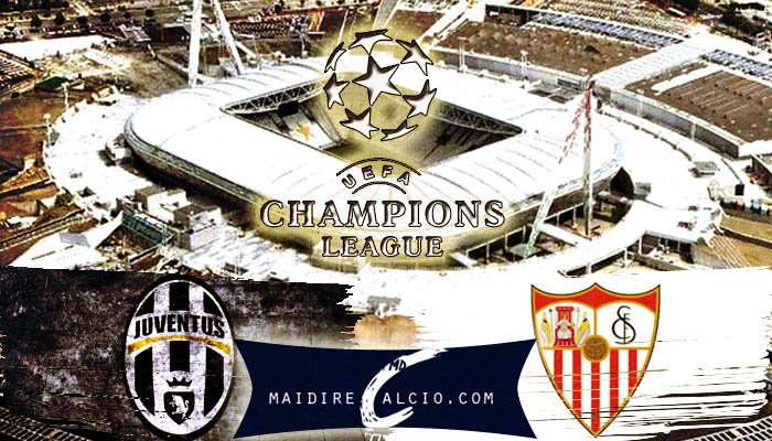 Juventus-Siviglia, Champions League