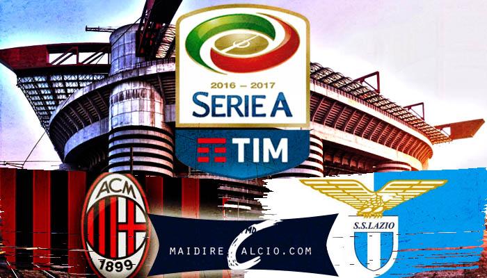 Milan-Lazio, Serie A
