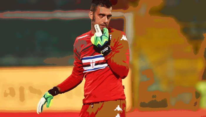 Emiliano Viviano - Sampdoria