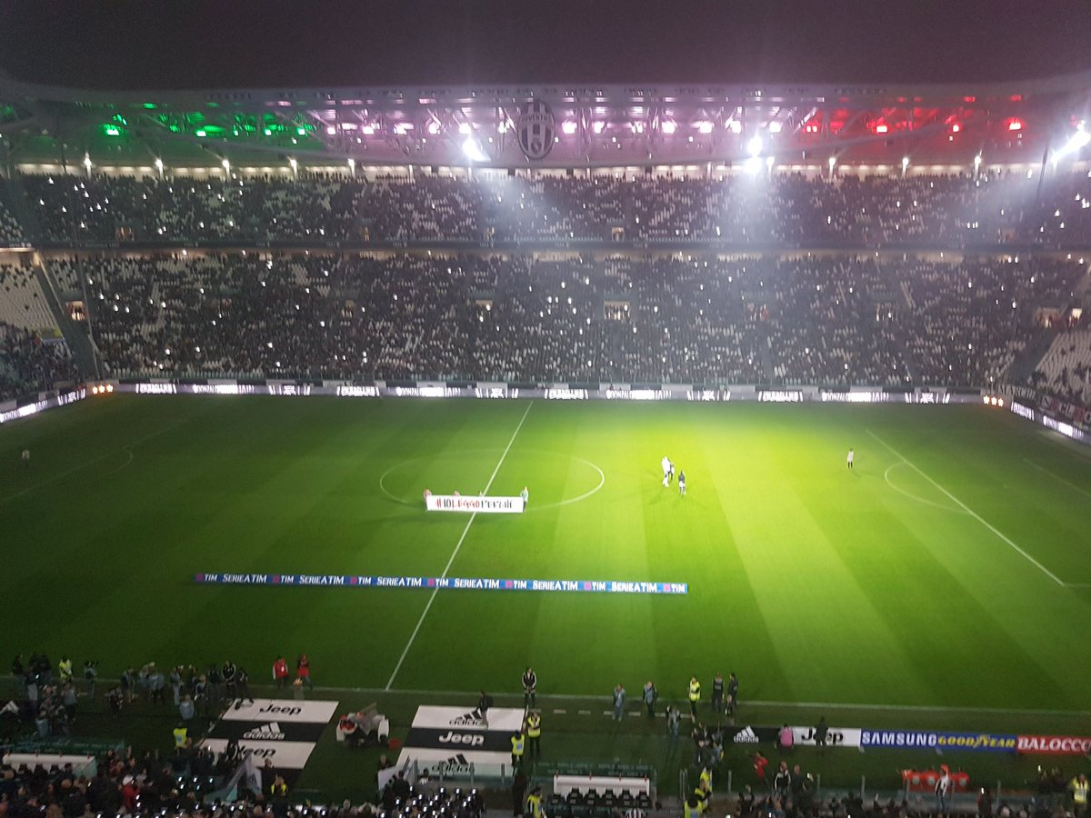 Juventus Stadium interno