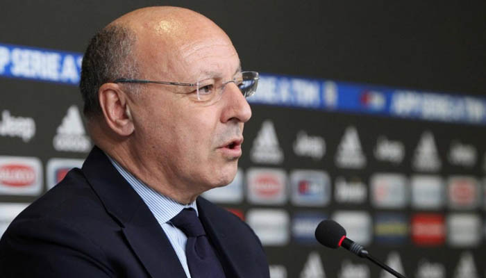 Giuseppe Marotta, DG Juventus - Serie A 2016/17