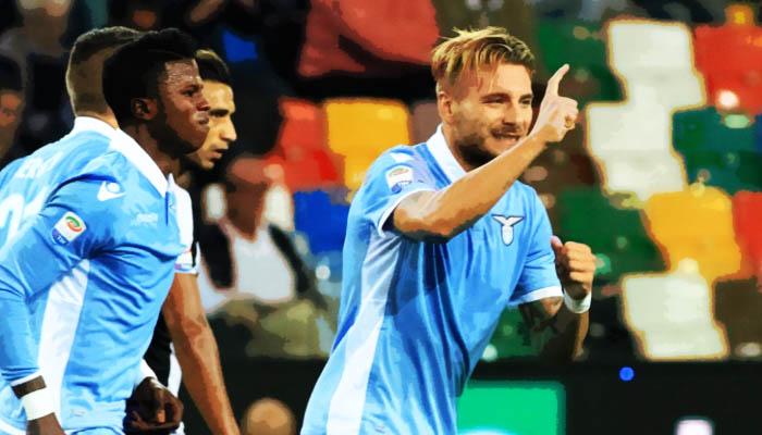 Ciro Immobile, Lazio - Serie A 2016/17