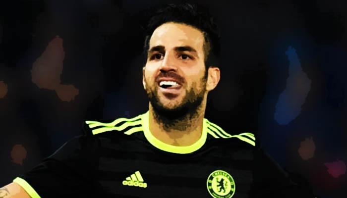 Cesc Fabregas, Chelsea - Premier League 2016/17