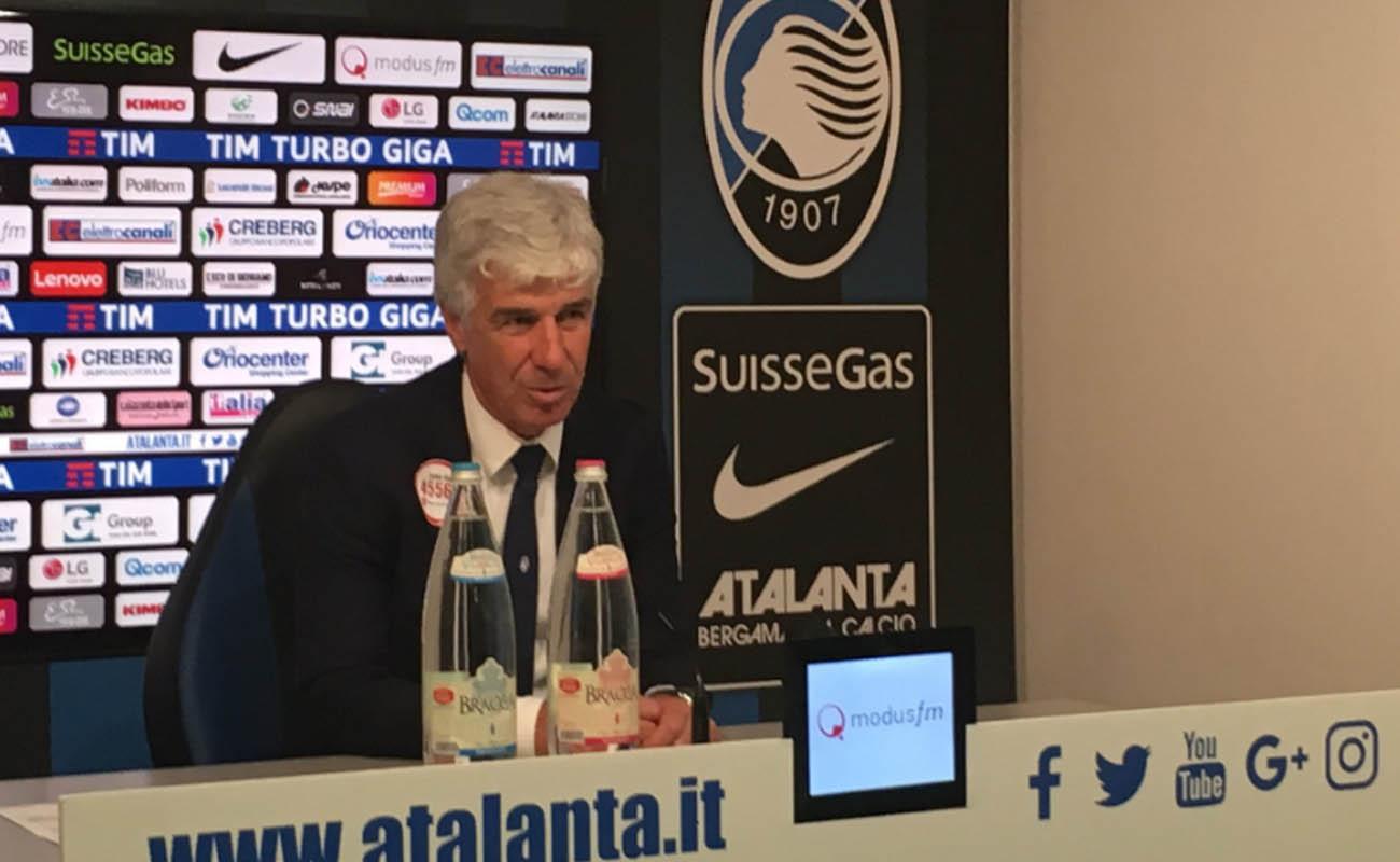 Gian Piero Gasperini, Atalanta - Serie A 2016/17