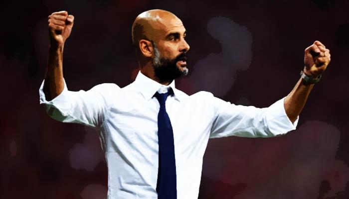 Pep Guardiola, Manchester City - Premier League 2016/17