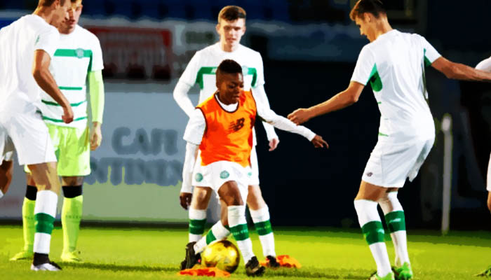 Karamoko Kader Dembele, Celtic Under20