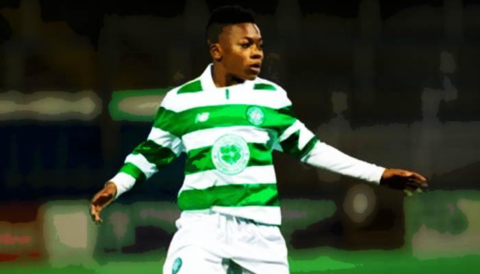 Karamoko Kader Dembele, Celtic Under20