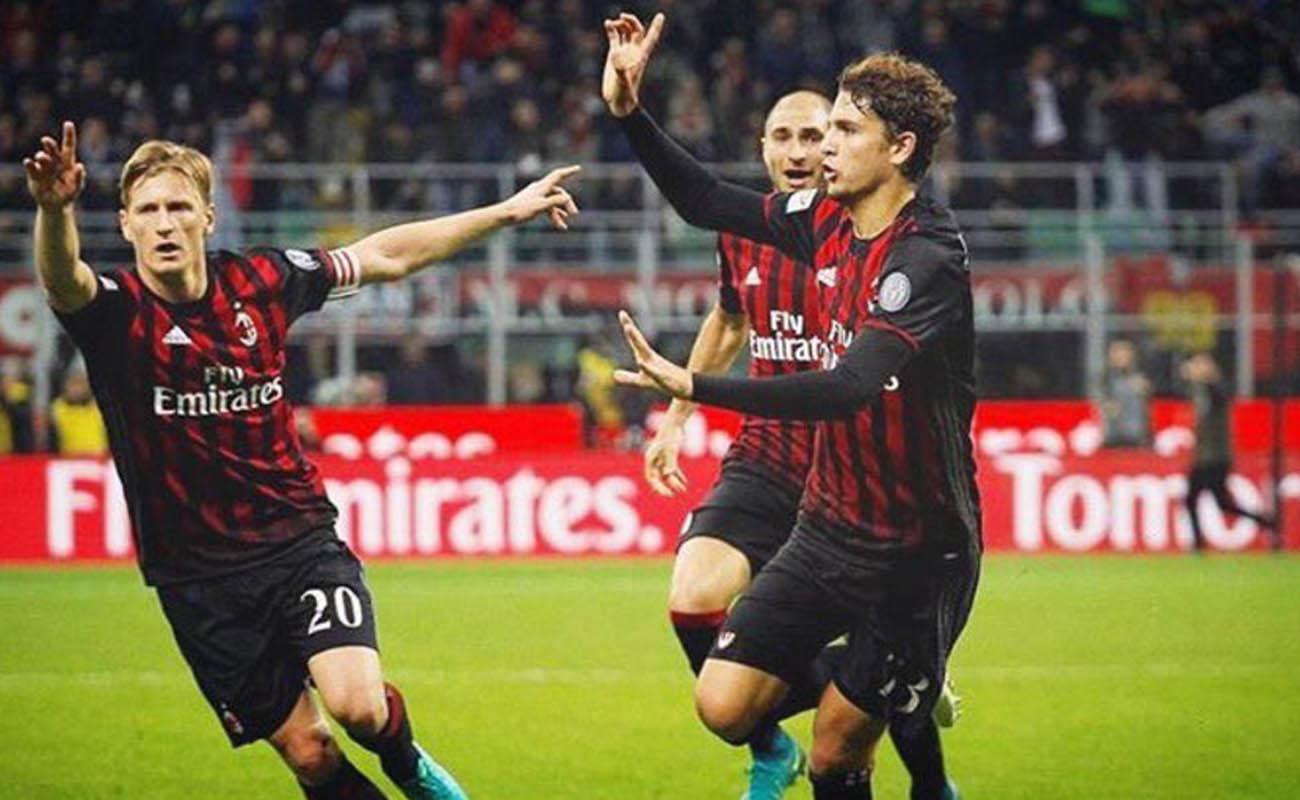 Manuel Locatelli, Milan - Serie A 2016/17