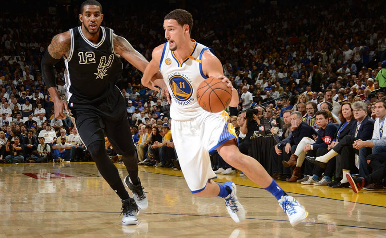 Spurs San Antonio - Warriors Gold State - NBA 2016/17