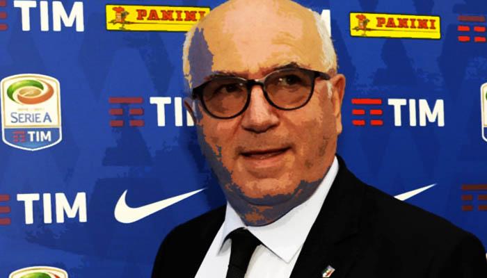 Carlo Tavecchio, FIGC - Italia candidata per gli Europei 2019