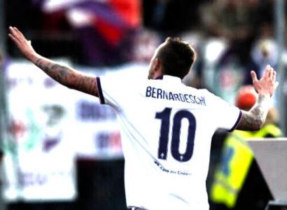 Federico Bernardeschi, Empoli-Fiorentina - Fonte: Federico Bernardeschi account Twitter