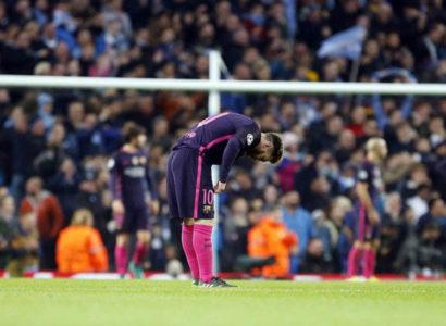 Lionel Messi, Manchester City-Barcellona - Champions League, Fonte: Barcellona Twitter