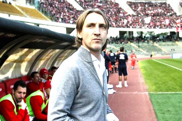 Davide Nicola, allenatore Crotone