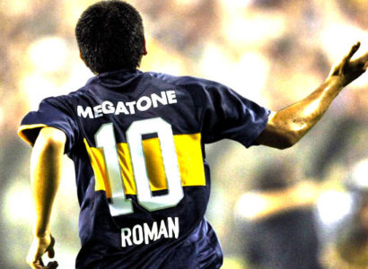 Juan Roma Riquelme, specialista calci di punizione - Boca Juniors