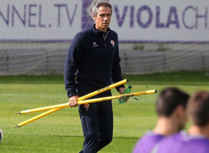 Paulo Sousa fonte: Fiorentina Twitter