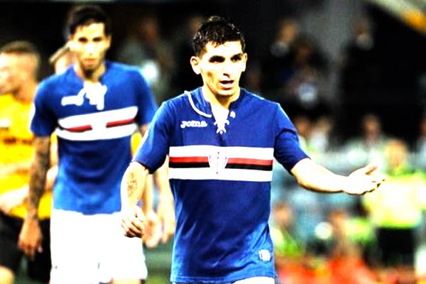 Lucas Torreira, Sampdoria - Serie A 2016/17