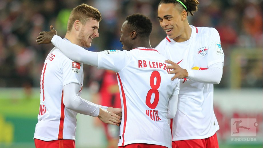Terza Maglia RB Leipzig Timo Werner