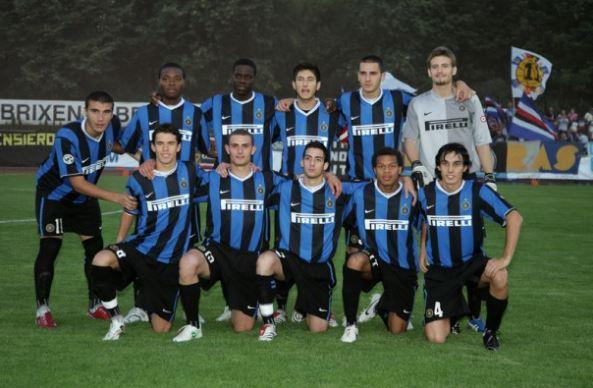 Inter Primavera scudetto giovanili