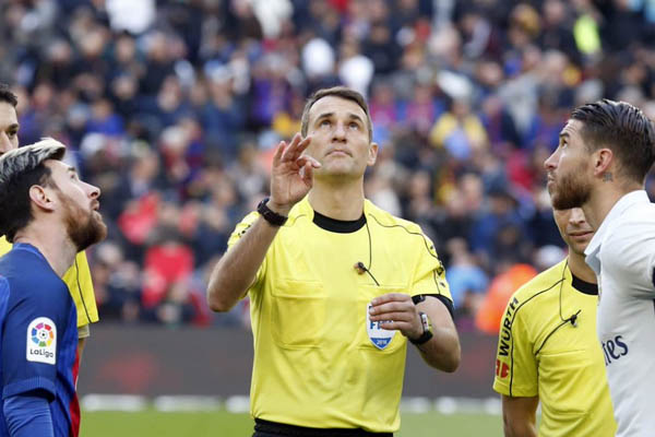 Clasico, Barcellona-Real Madrid - LaLiga 2016/17
