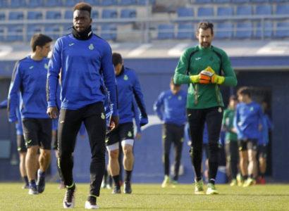 L'ultimo allenamento dell'Espanyol prima della sfida contro il Barcellona - Fonte: Espanyol Twitter