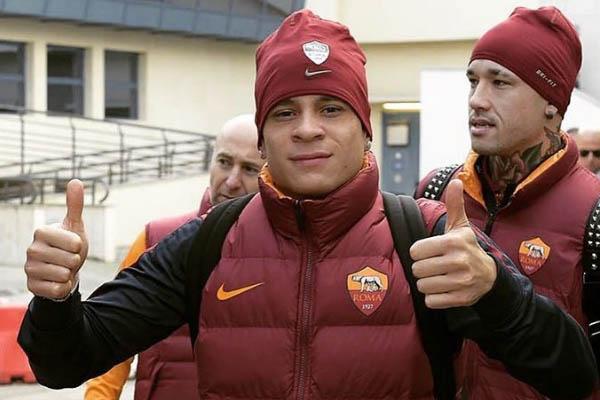Juan Iturbe, è ancora asse Roma-Torino - Fonte: Iturbe Twitter