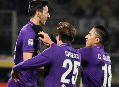 Nikola Kalinic, Fiorentina-Sassuolo - Fonte: Fiorentina