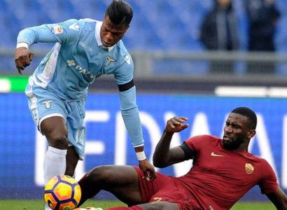 Keita Balde, Lazio-Roma - Fonte: Lazio Twitter