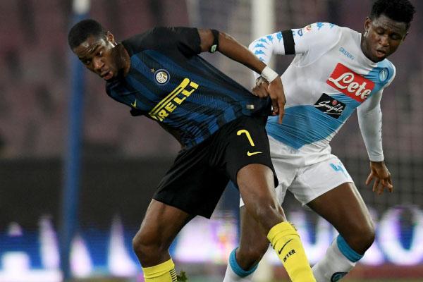 Kondogbia, Inter - Candidato bidone dell'anno