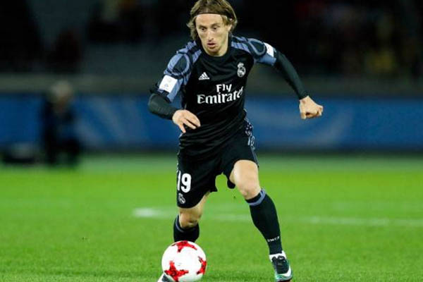 Luka Modric in dissenso sull'utilizzo della VAR - Fonte: Real Madrid