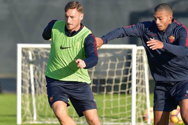 Francesco Totti, Roma - Fonte: Twitter Totti