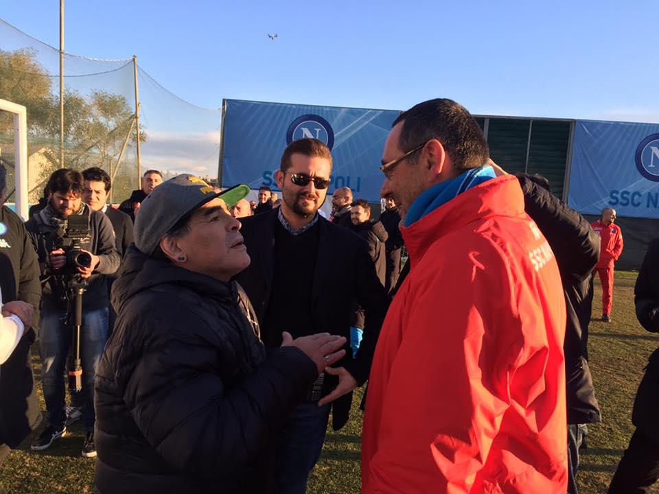 Diego Armando Maradona Sarri