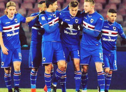 Sampdoria gruppo