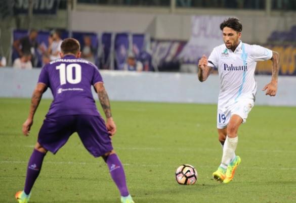 Fiorentina-Chievo - Twitter, @ACChievoVerona