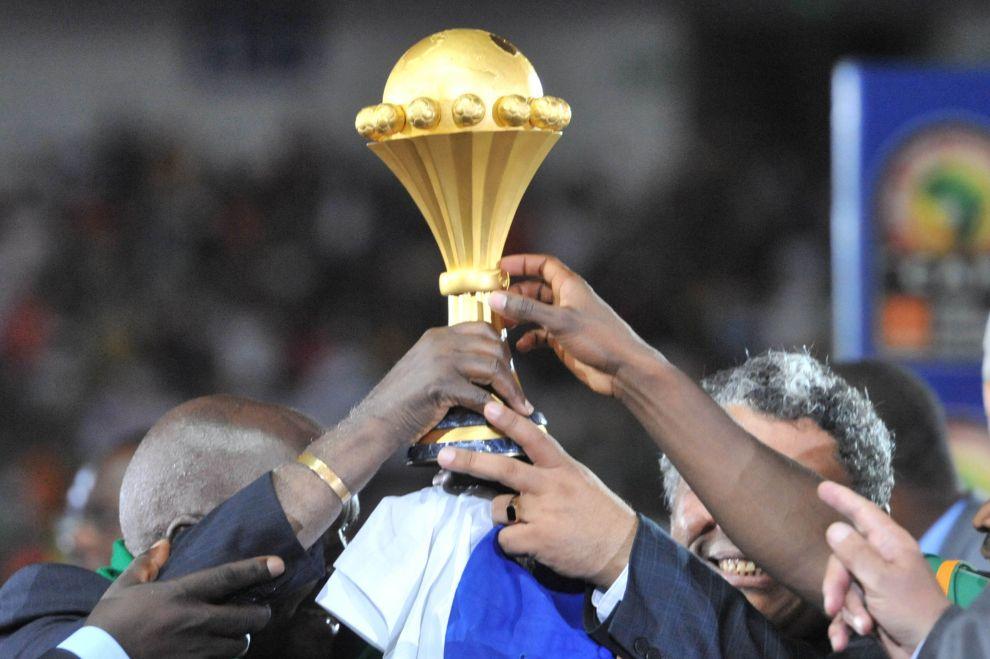 coppa d'africa trofeo