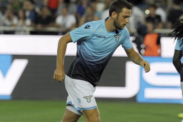 Stefan De Vrij, Lazio - Fonte: Lazio Twitter