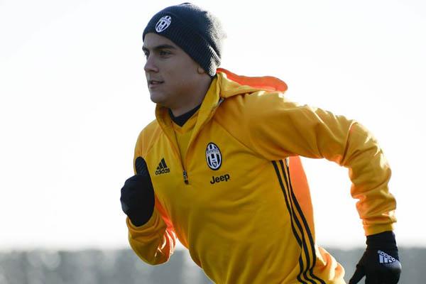 Paulo Dybala, Juventus Serie A - Fonte: Juventus Twitter