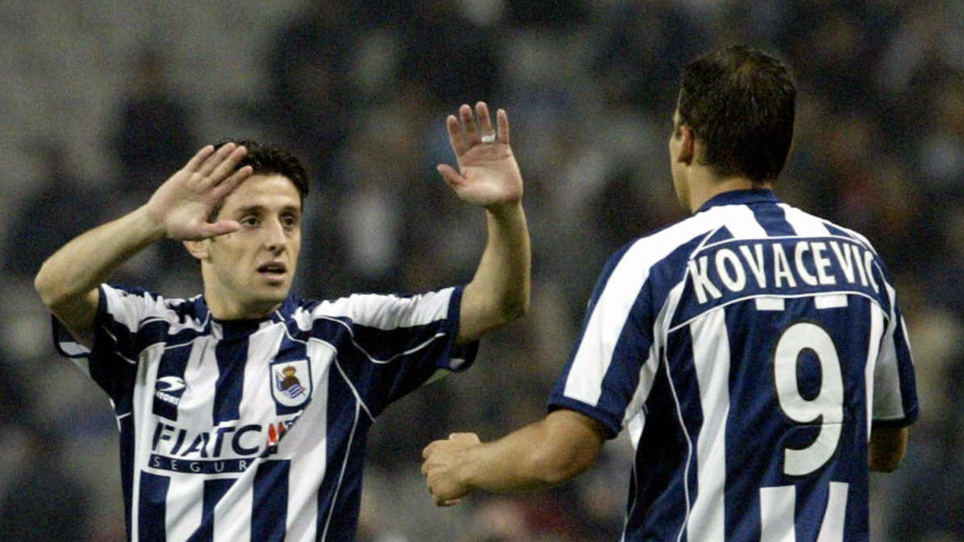 Real Sociedad Kovacevic