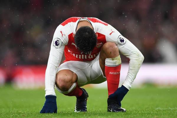 Alexis Sanchez, Arsenal - Fonte: Arsenal Twitter