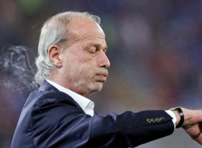 Walter Sabatini, ex DS Roma - Fonte: Roma Twitter
