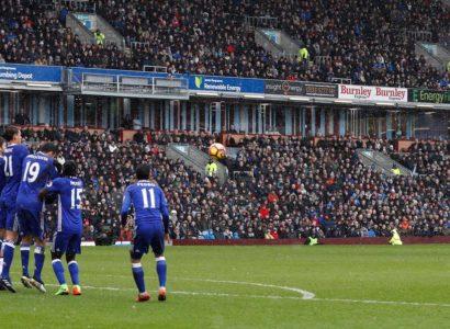 Burnley-Chelsea 1-1 - Fonte: Twitter @premierleague