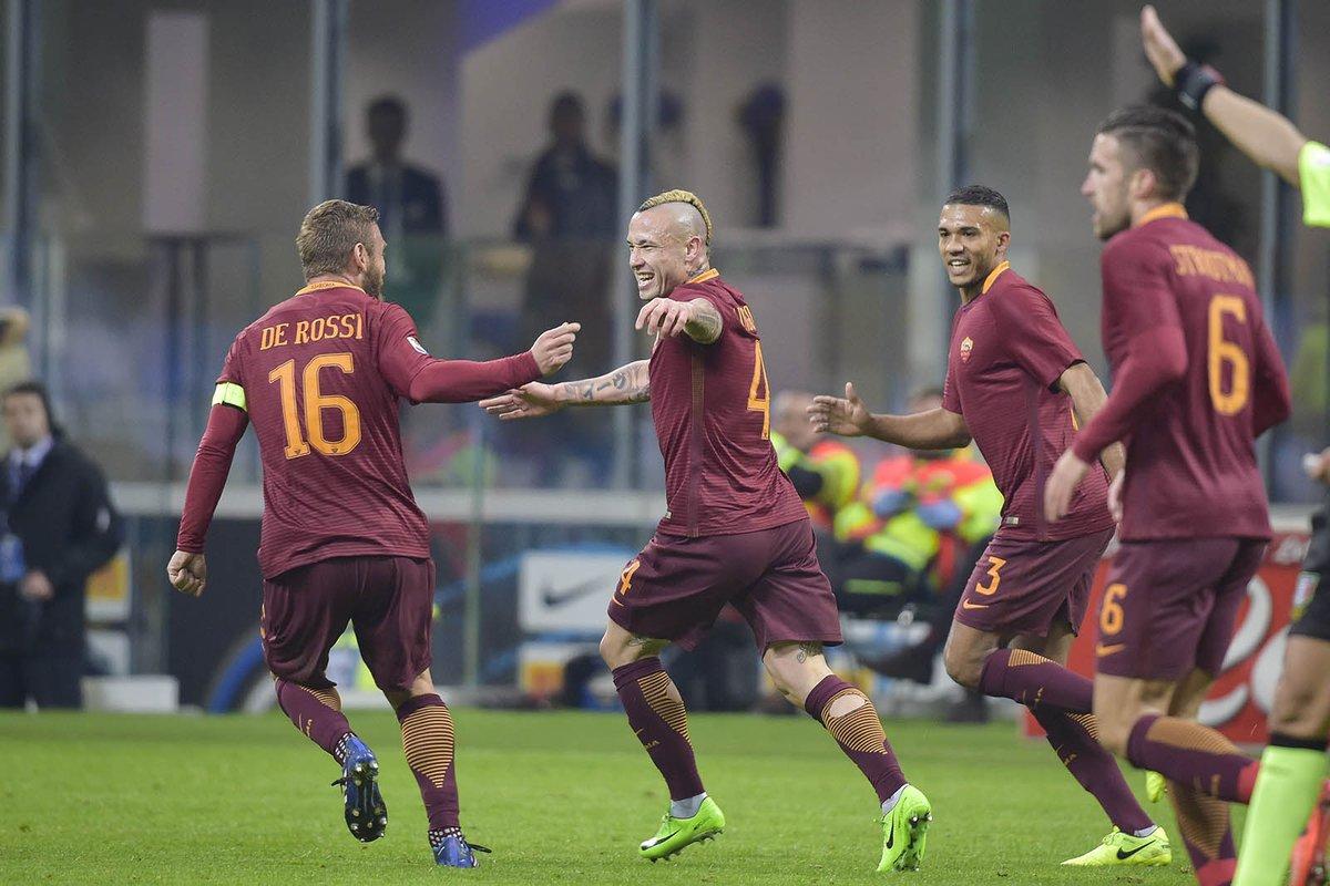 Nainggolan Inter-Roma