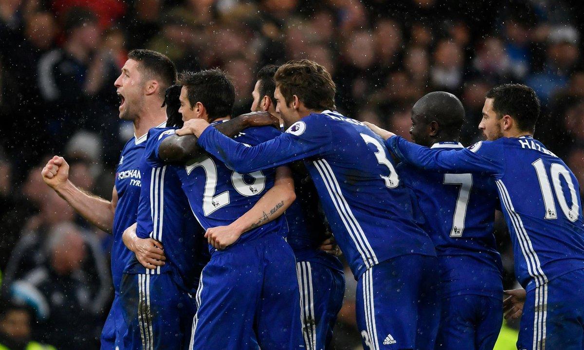 Chelsea-Swansea - Fonte: Twitter @premierleague