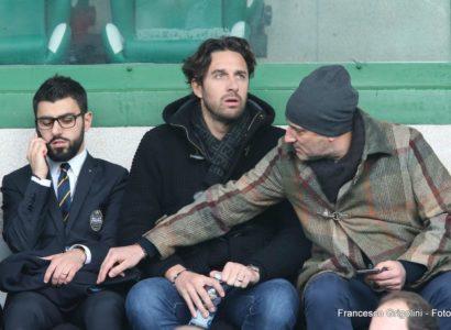 Luca Toni - Fonte: Twitter @HellasVeronaFC