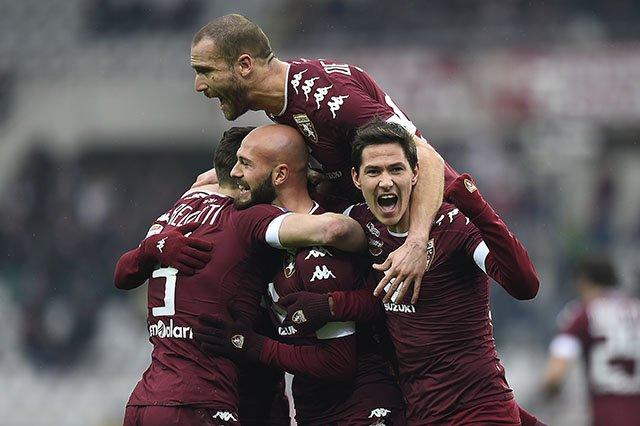 Torino-Pescara 5-3 - Fonte: Twitter @TorinoFC_1906