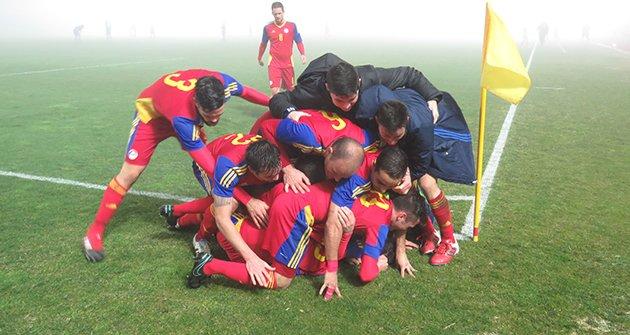 San Marino Andorra esultanza