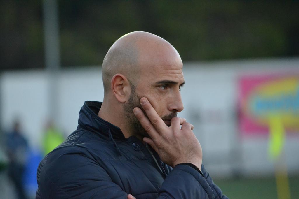 Antonio Calabro allenatore Virtus Francavilla