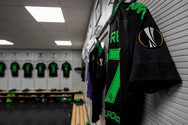 Borussia Monchengladbach-Fiorentina, Europa League - Fonte: Borussia Monchengladbach Twitter